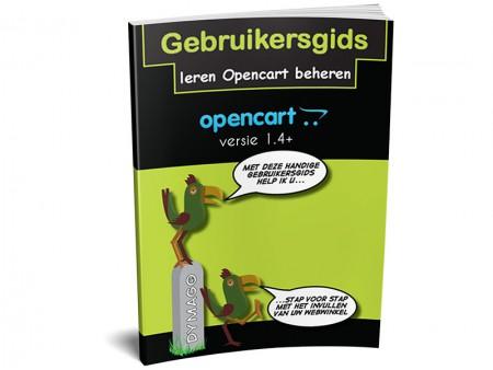 OpenCart handleiding 1.4+