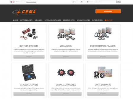 Cema bearing