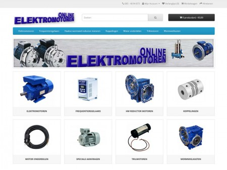 Elektromotoren-online