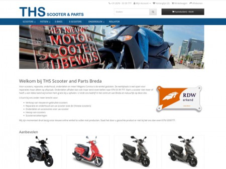 THS scooters & Parts