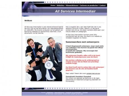 All Services Intermediair