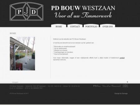 PD Bouw Westzaan
