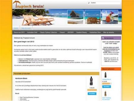 Tropisch bruin