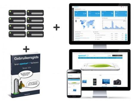 OpenCart webshop Basic